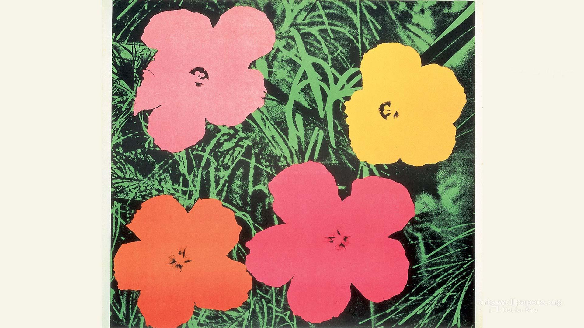 Andy Warhol Wallpaper Pop Art Desktop Art Backgrounds 1920x1080