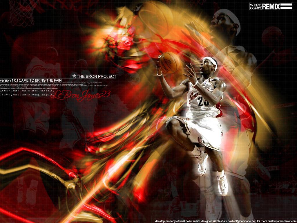 NBA Wallpapers 1024x768
