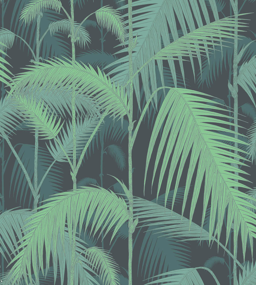Palm Jungle Wallpaper by Cole Son Jane Clayton 900x1000