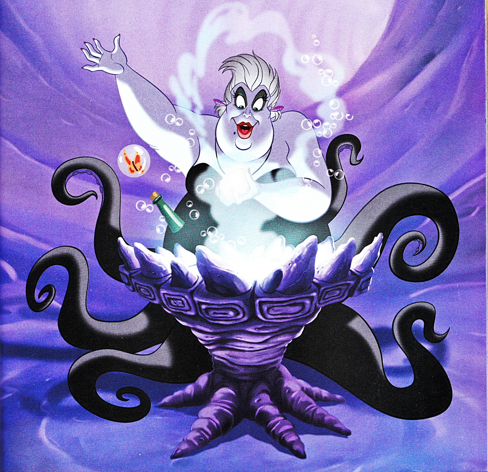 Ursula Disney Wiki FANDOM powered by Wikia 1581x1528