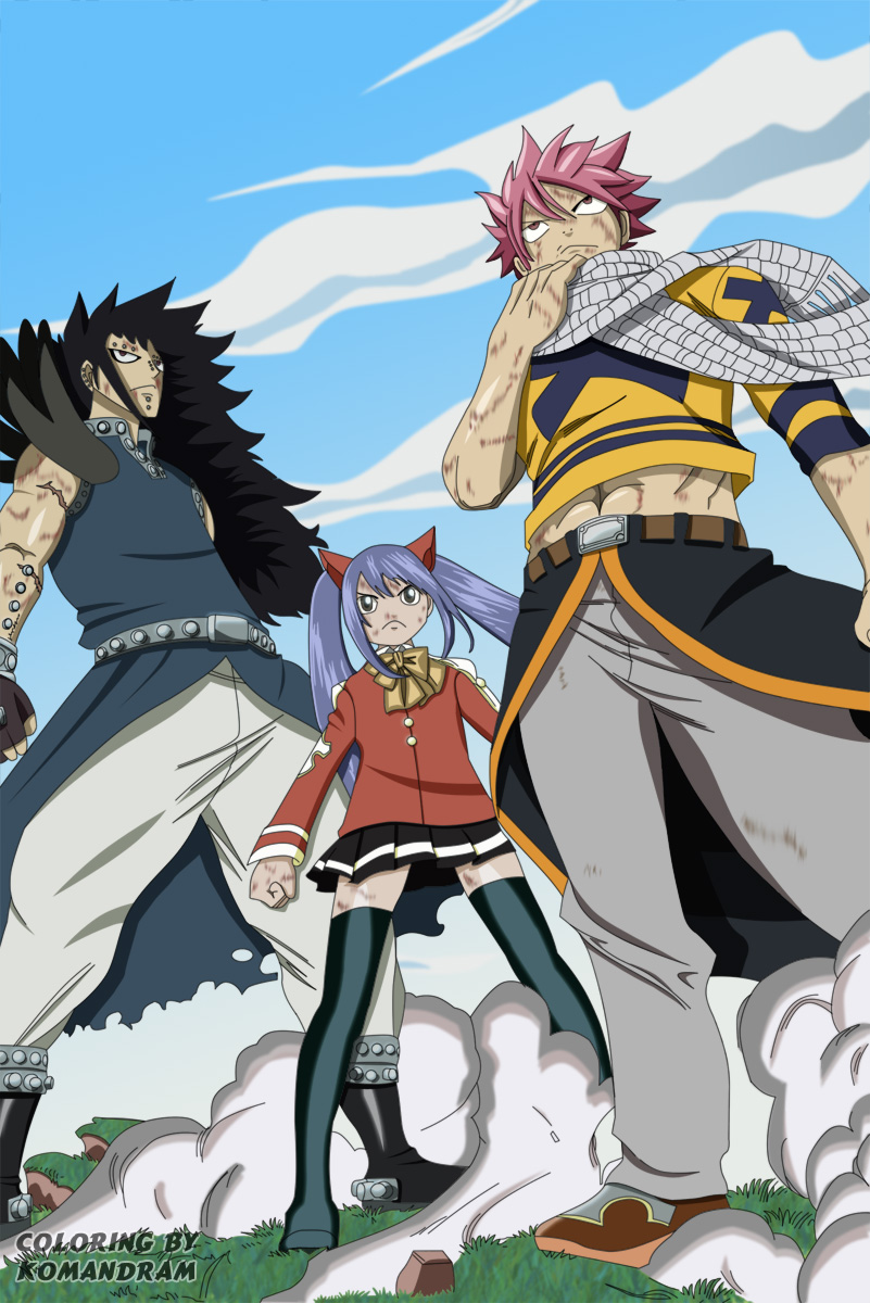 Free Download Showing Gallery For Dragon Slayer Fairy Tail
