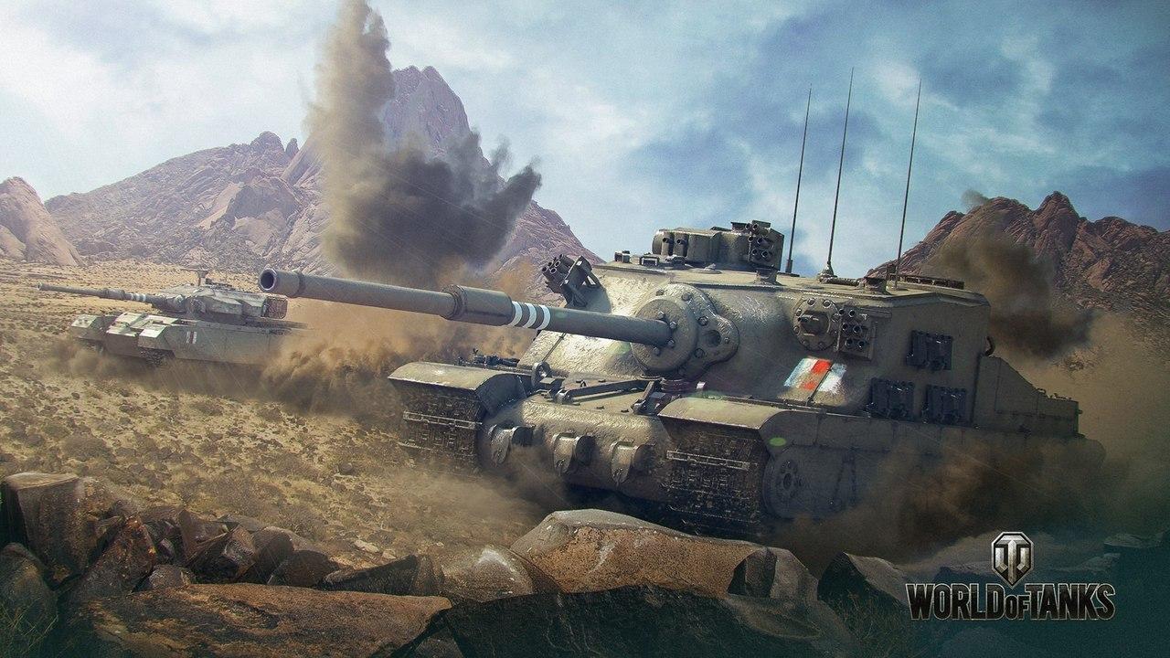 World of Tanks Guide   Tank Art Wallpaper 1280x720
