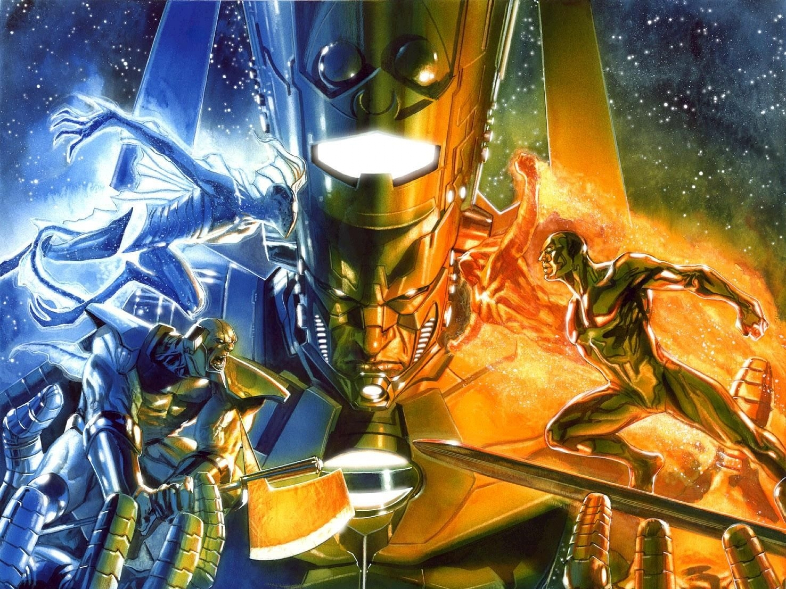 Heralds Of Galactus HD Wallpapers Backgrounds 2560x1920