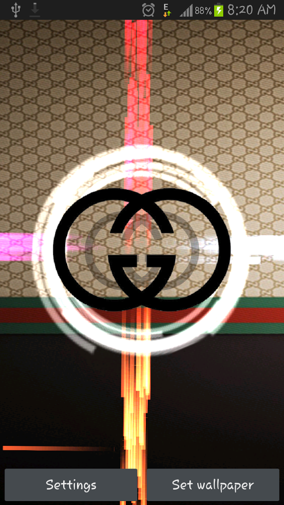 Gucci HD Live Wallpaper 10 screenshot 0 576x1024