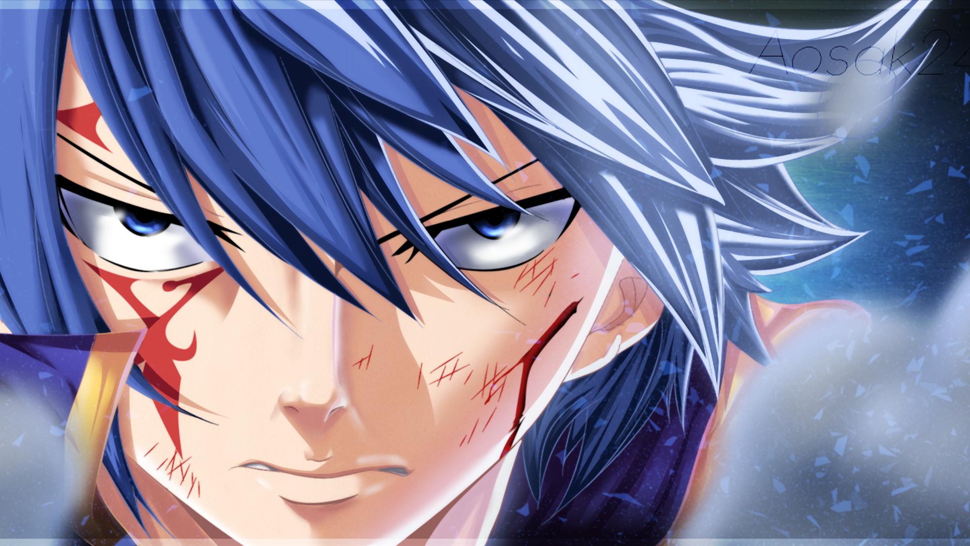 Jellal Fernandes Fairy Tail Anime Hd Wallpaper 1920x1080 1080p