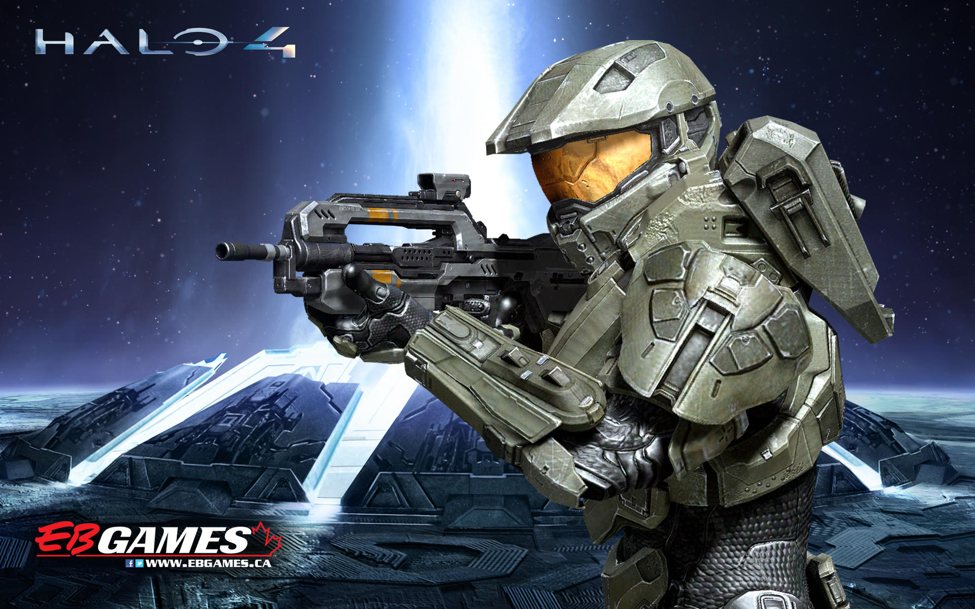 Halo 4 Wallpapers   SD HD   Gaming Now 1920x1200