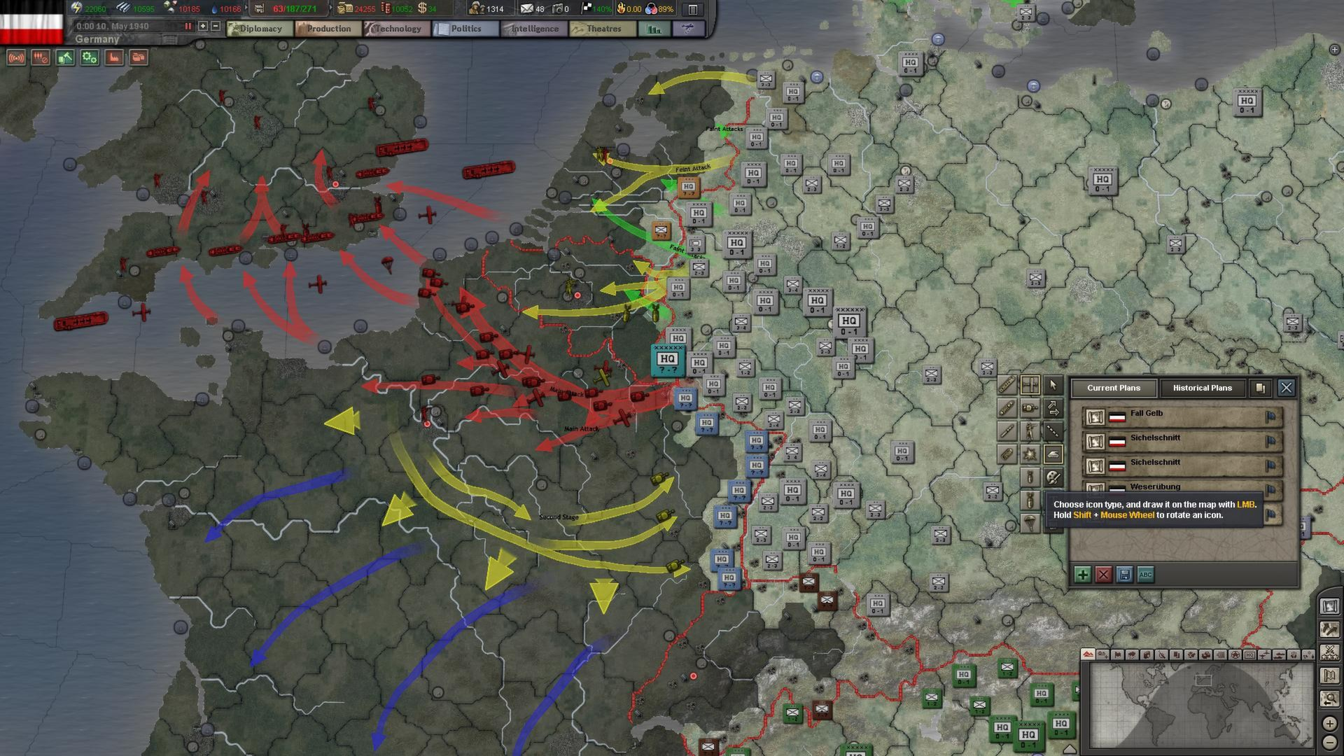 Hearts of Iron III Their Finest Hour on Steam 1920x1080