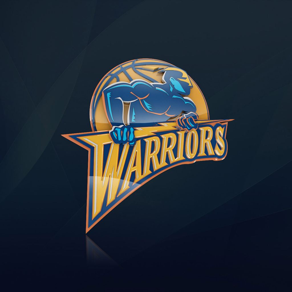 Golden State Warriors Wallpaper iPad HD iPad HD Wallpapers Cool 1024x1024