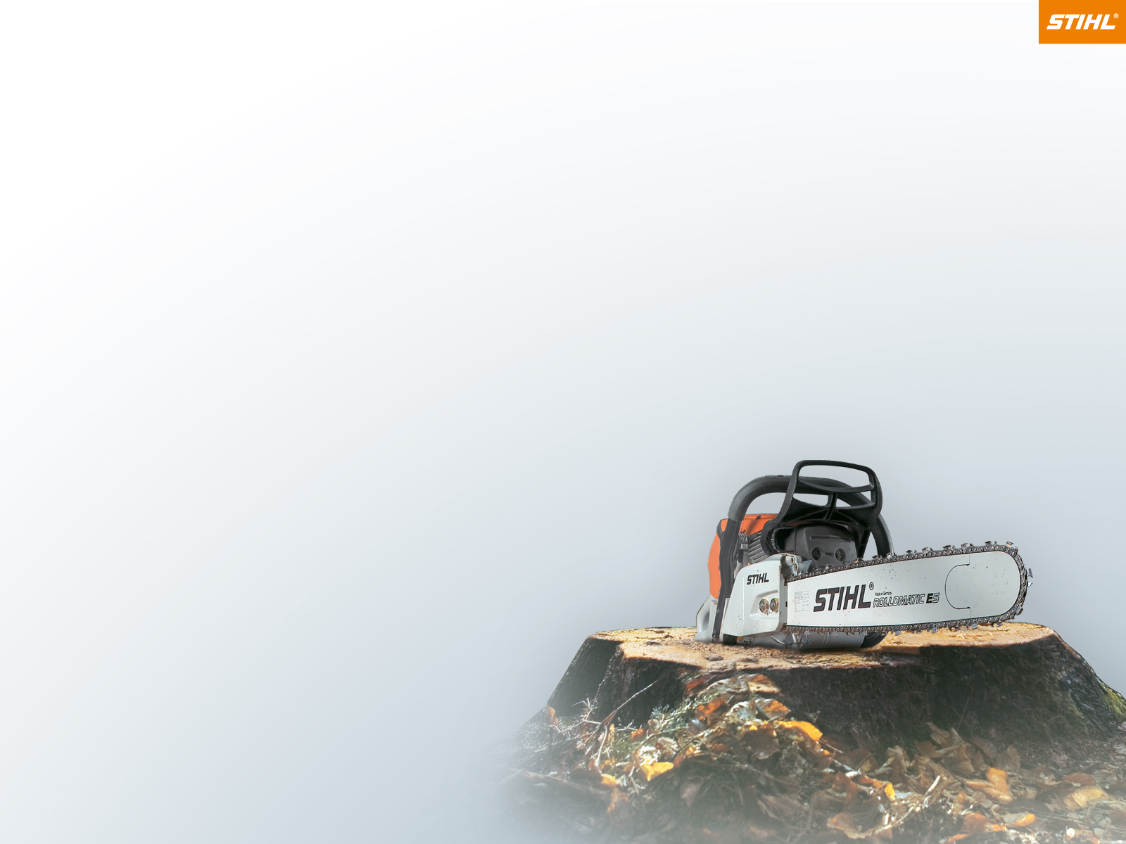 Our Wallpaper for more STIHL on your screen STIHL STIHL 1600x1200