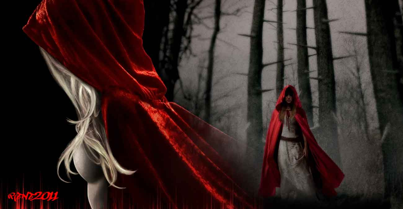 70 Red Riding Hood Wallpaper On Wallpapersafari