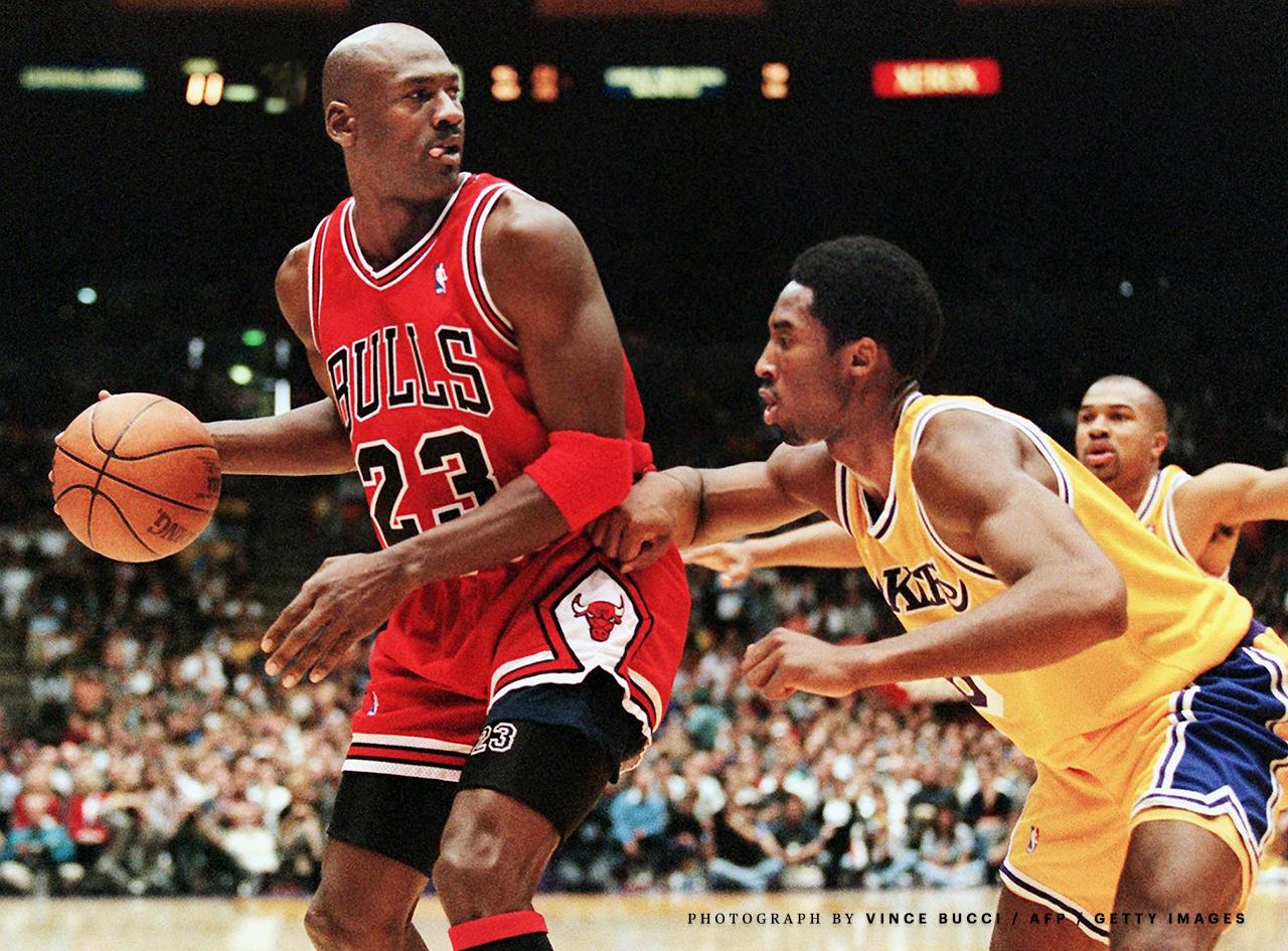 Reggie Miller Michael Jordan Ten Times Better Than Kobe 1280x945