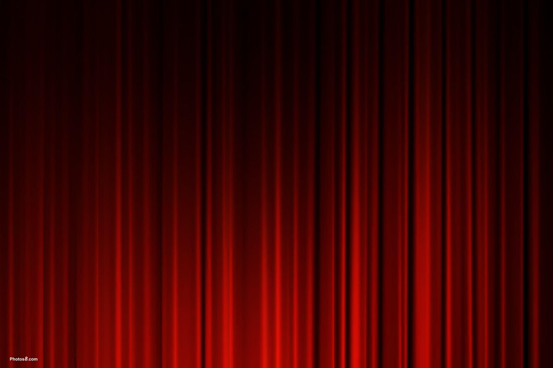 41 Red Curtain Wallpaper On Wallpapersafari