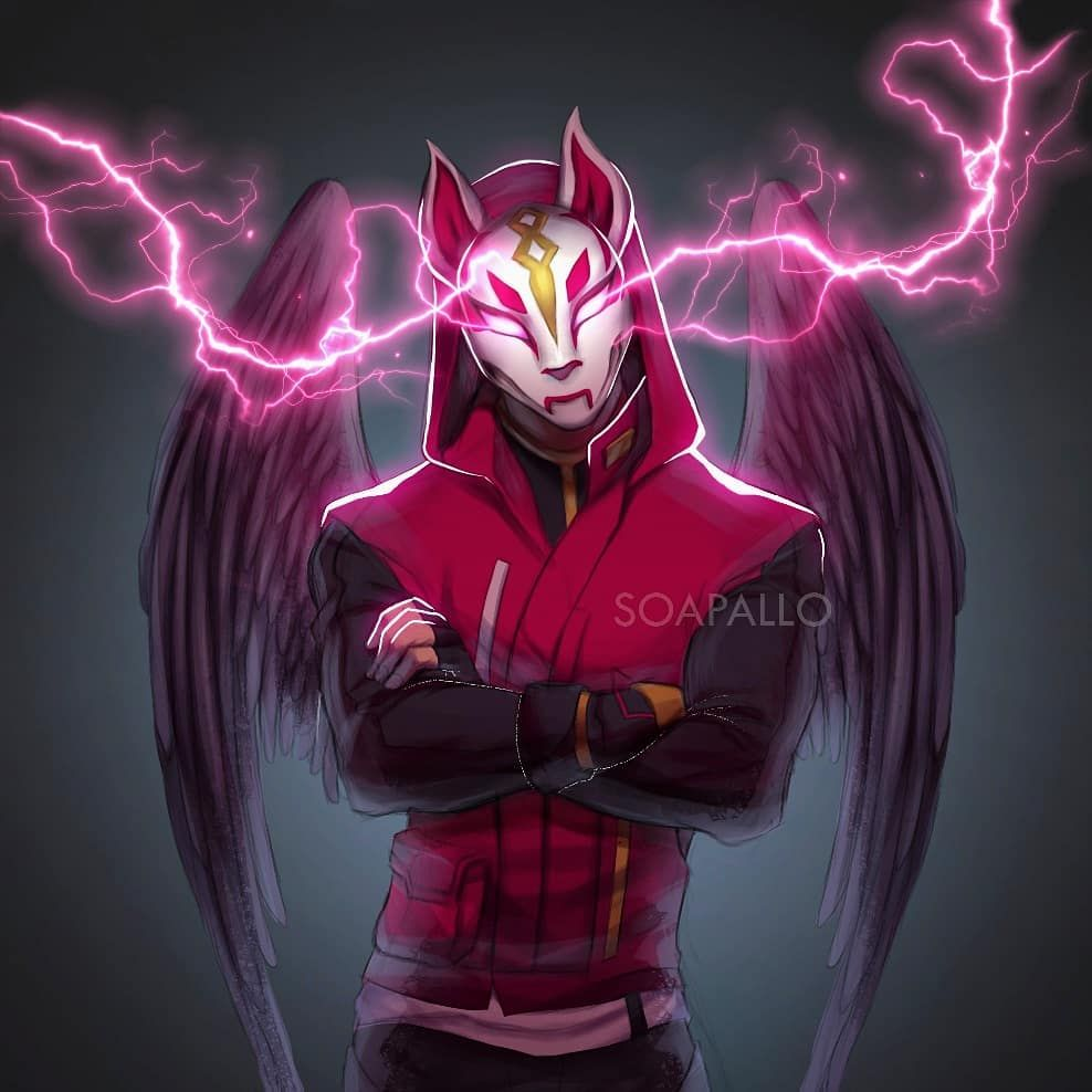 Drift King Fortnite Pinterest Game art Games and Epic games 988x988
