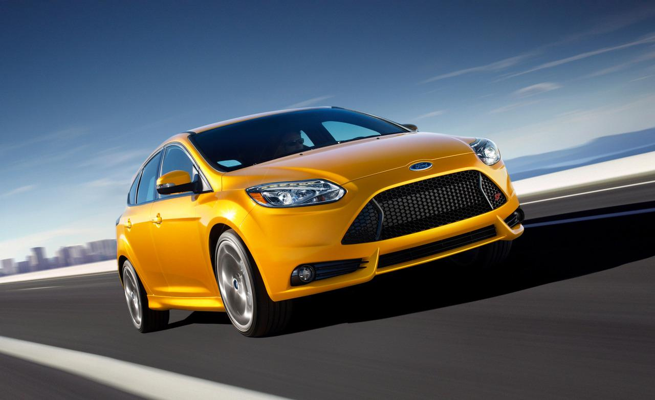 2013 Ford Focus ST 1280x782