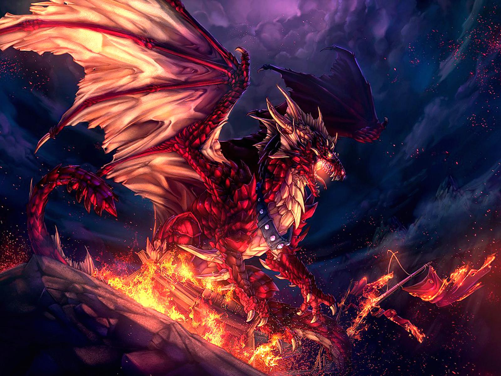 dragon wallpaper 1600x1200 - photo #21