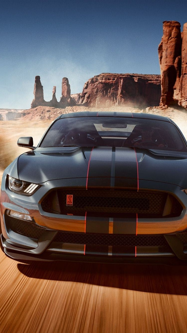 Full Hd Mustang Iphone Wallpaper ipcwallpapers in 2020 Ford 750x1334