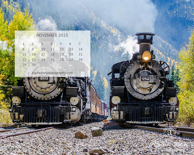 November 2015 Wallpaper Calendar | Alaina Ann Photography