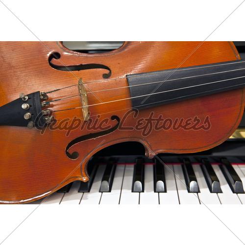 Violin Wallpaper: Piano And Violin Wallpaper