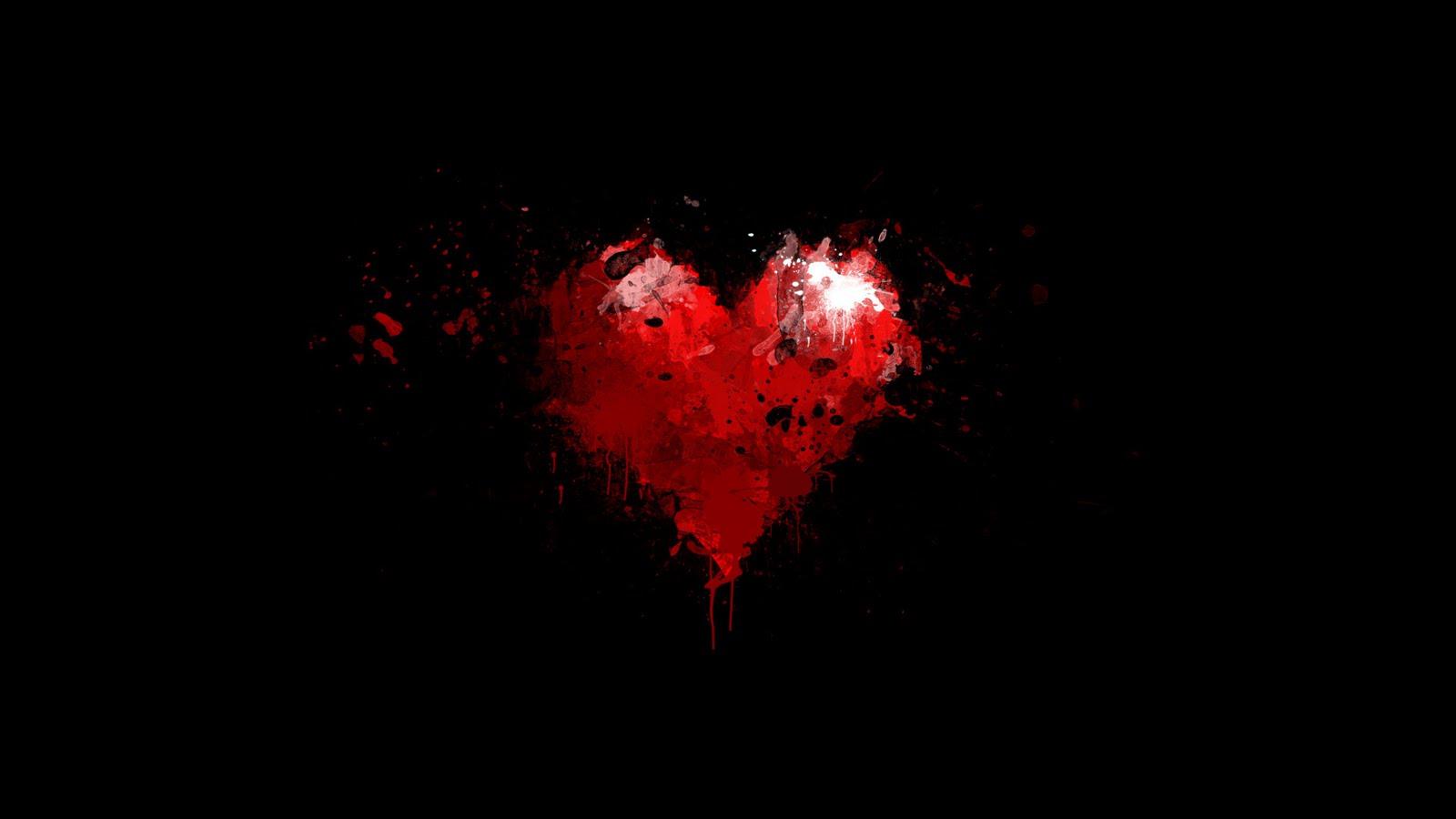 Romantic Wallpapers HD Wallpapers Heart Wallpaper Love Wallpapers 4U 1600x900