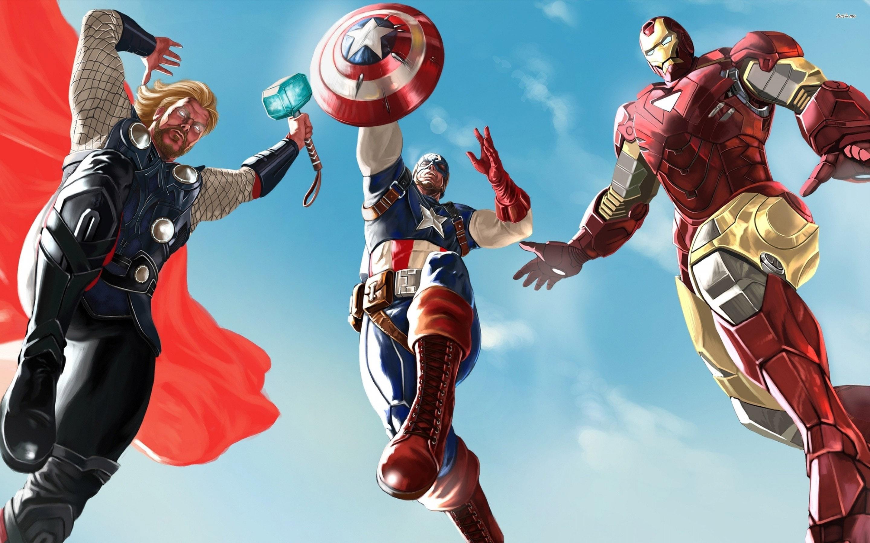Avengers 4K Wallpaper - WallpaperSafari