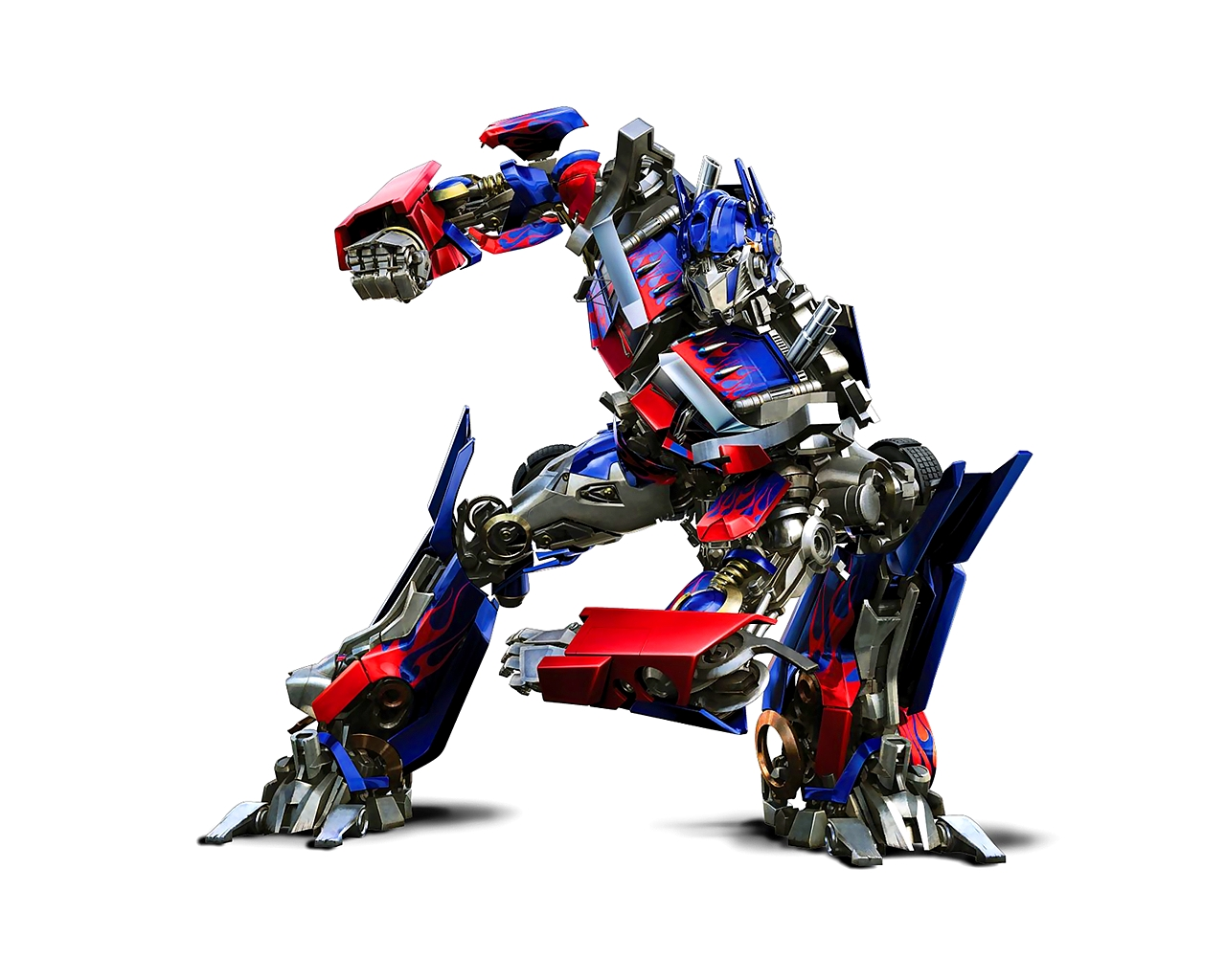 transformers2 optimus prime wallpaper 4 1280x1024
