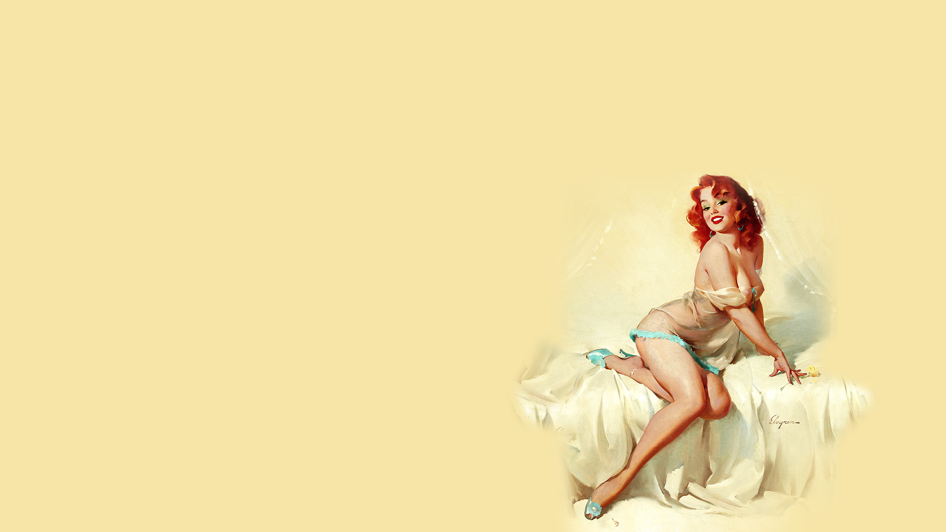 64 Pin Up Backgrounds On Wallpapersafari