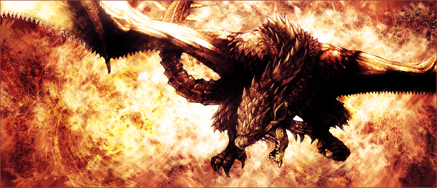 rathalos wallpaper wallpapersafari