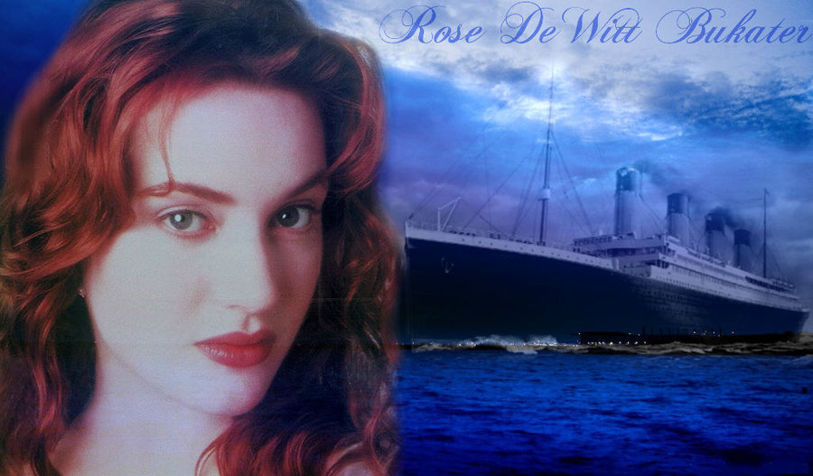 Rose DeWitt Bukater Titanic by MissGroff 900x527