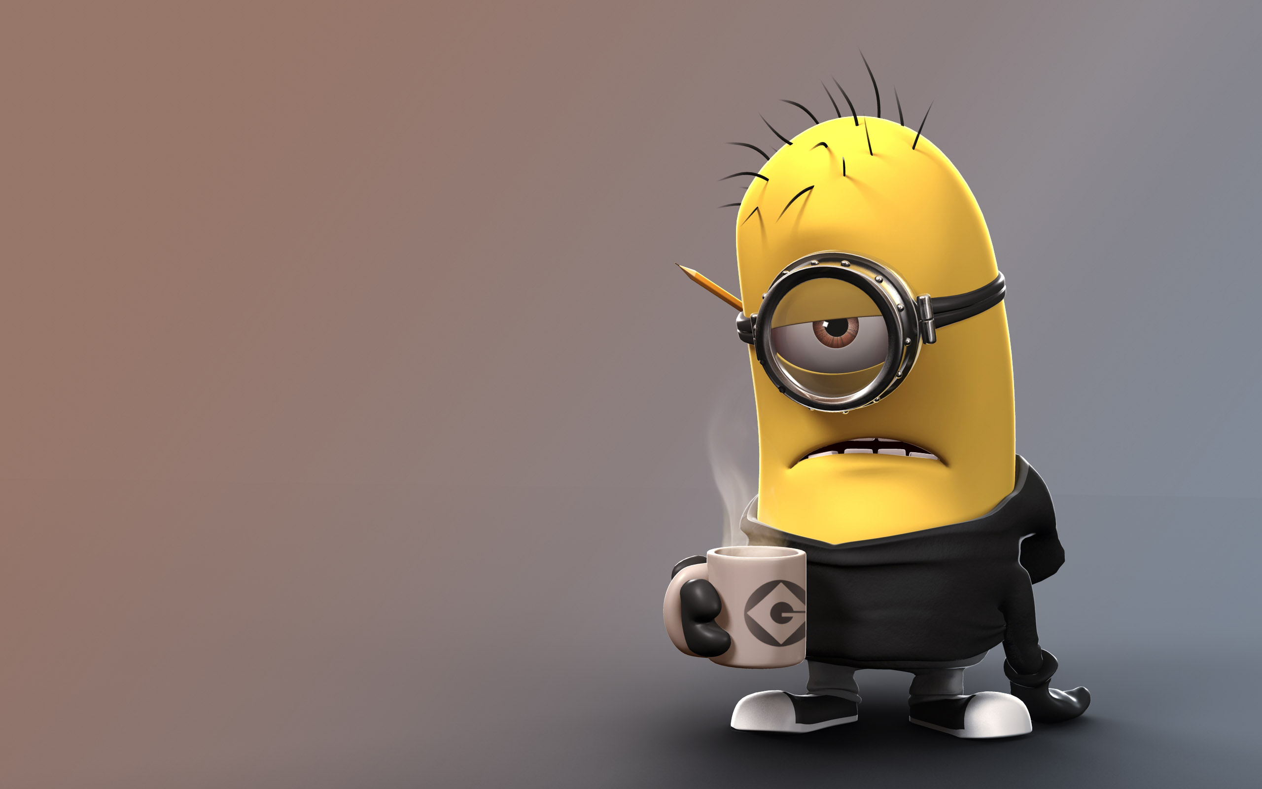 Collection Of Despicable Me 2 Minions Wallpapers Images Fan Art 2560x1600