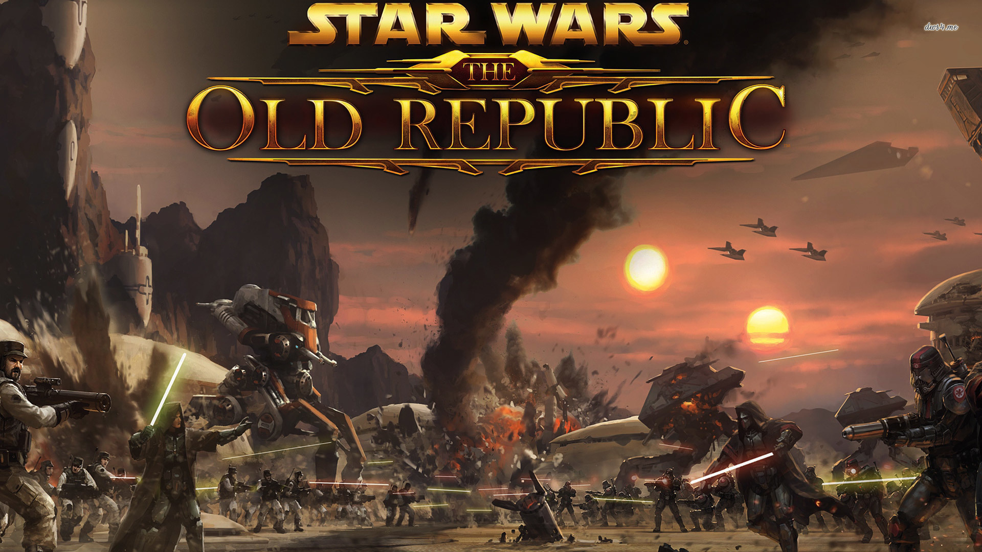 Star Wars The Old Republic Wallpapers Pictures Images 1920x1080