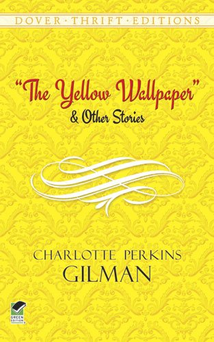 Buy The Yellow Wallpaper from Amazon 313x500