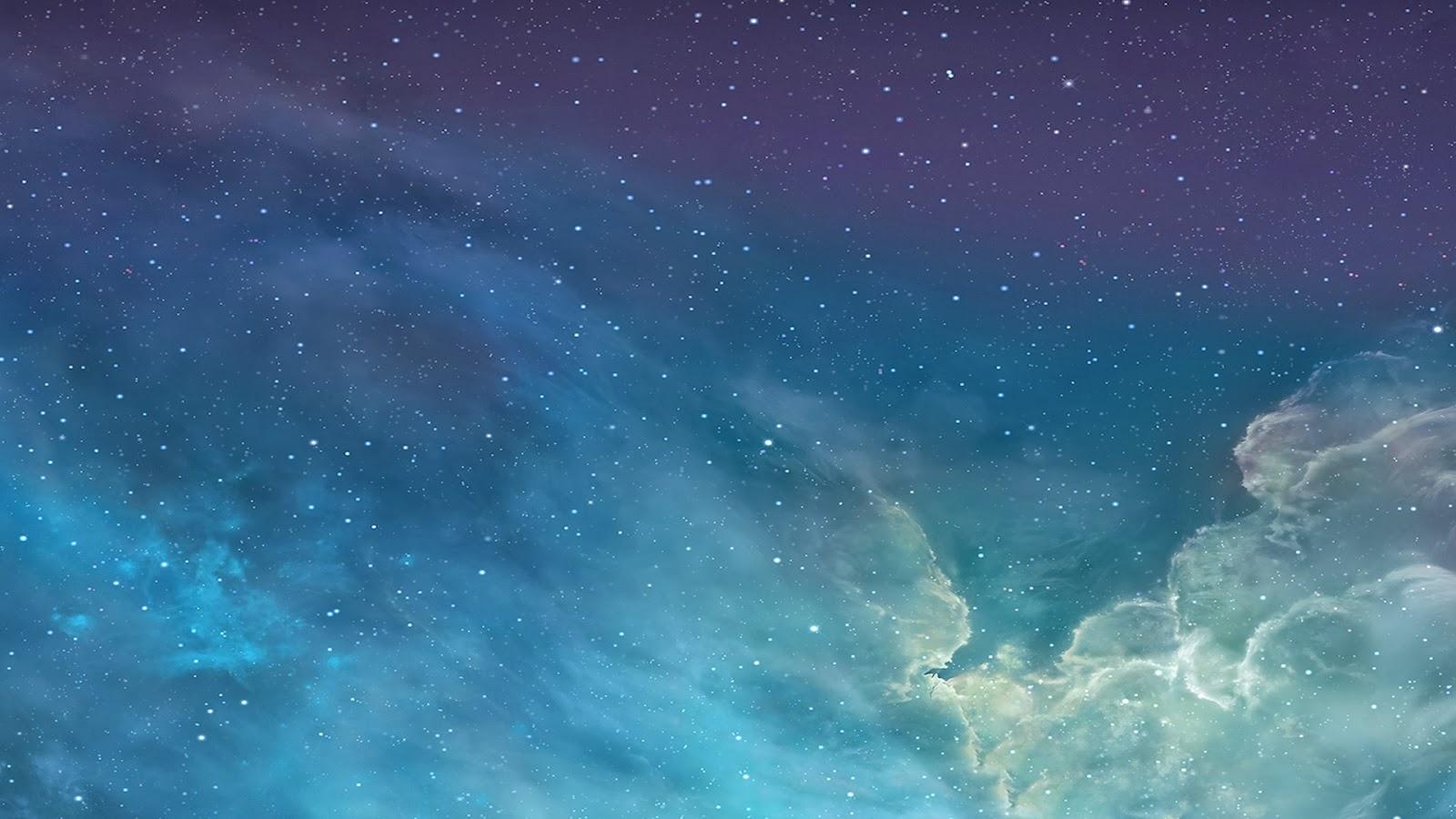 ios 7 nebula wallpaper hd - photo #13