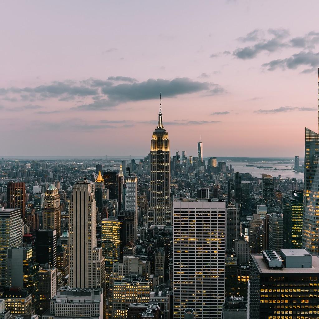 Rockefeller View By Maikel Claassen iPad Pro Wallpaper 2732x2732 1024x1024