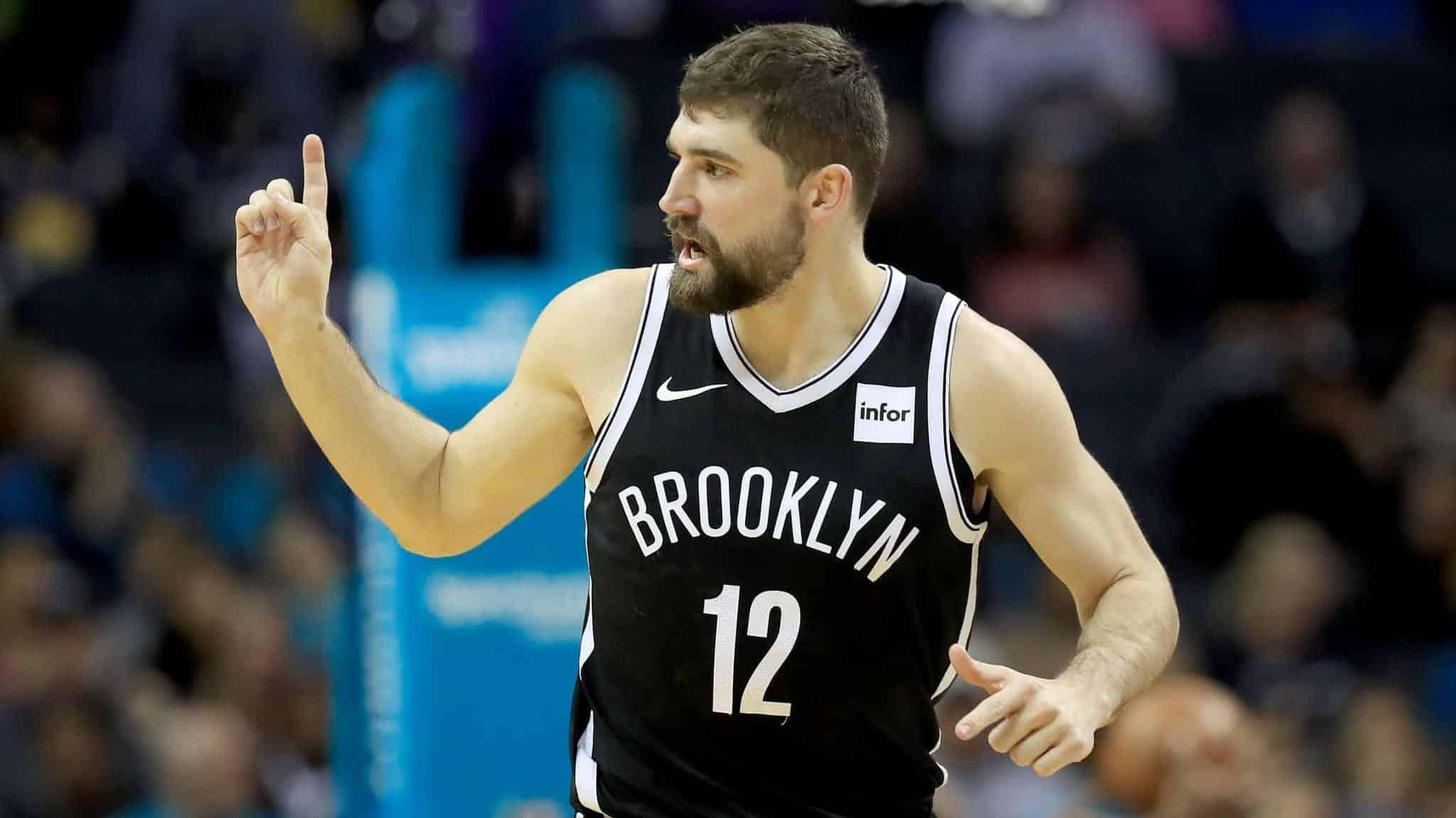 Brooklyn Nets news Joe Harris receives an invite to this years 3 2048x1152