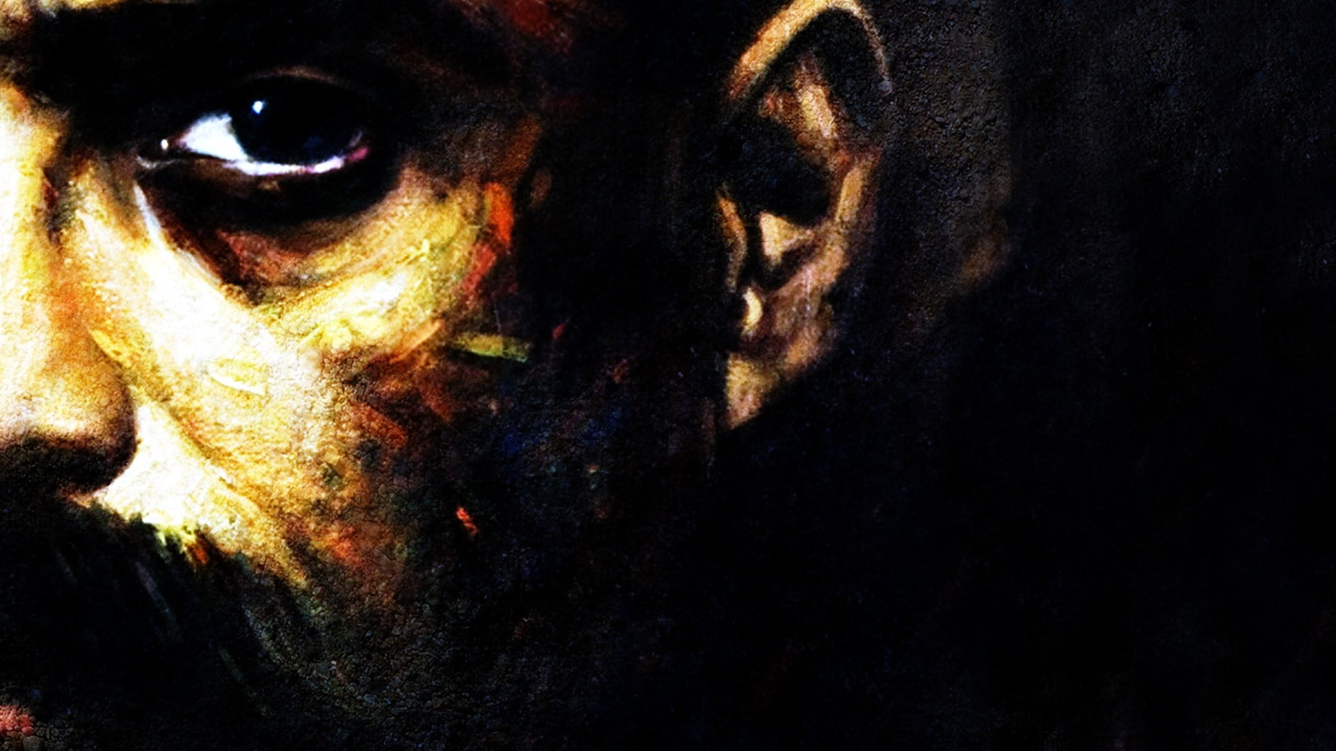 Man portrait celebrity Emiliano Zapata painting artwork HD 1920x1080