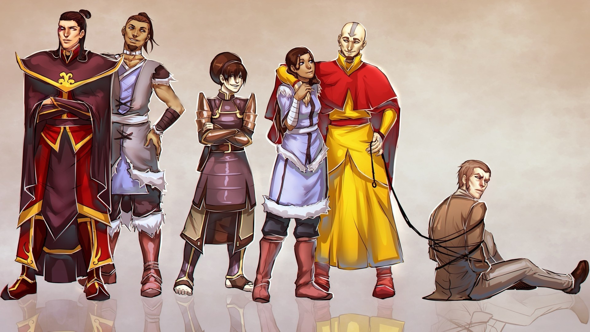 Free download Avatar The Last Airbender wallpaper 15271 ...