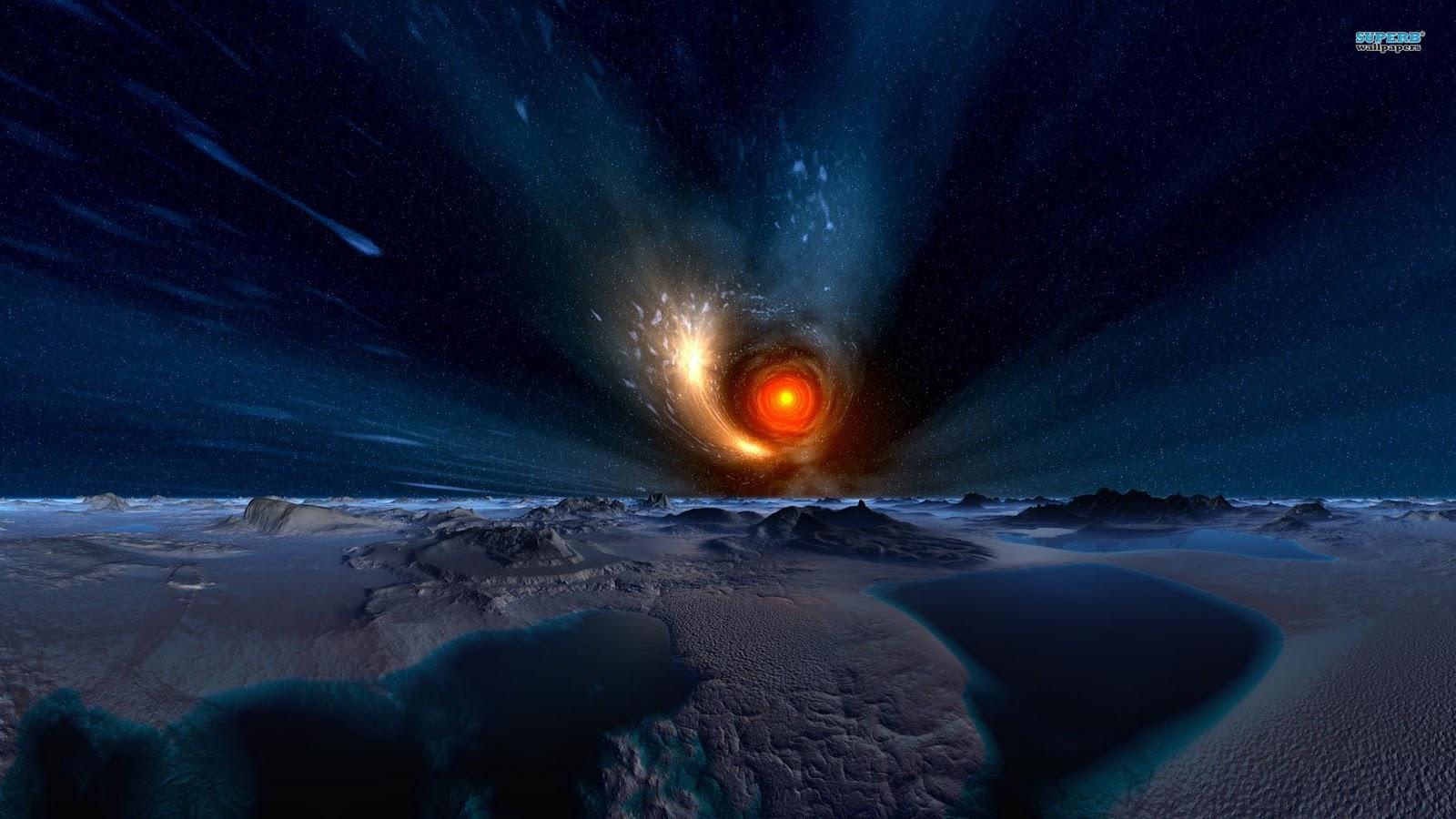 black hole wallpaper moving - wallpapersafari