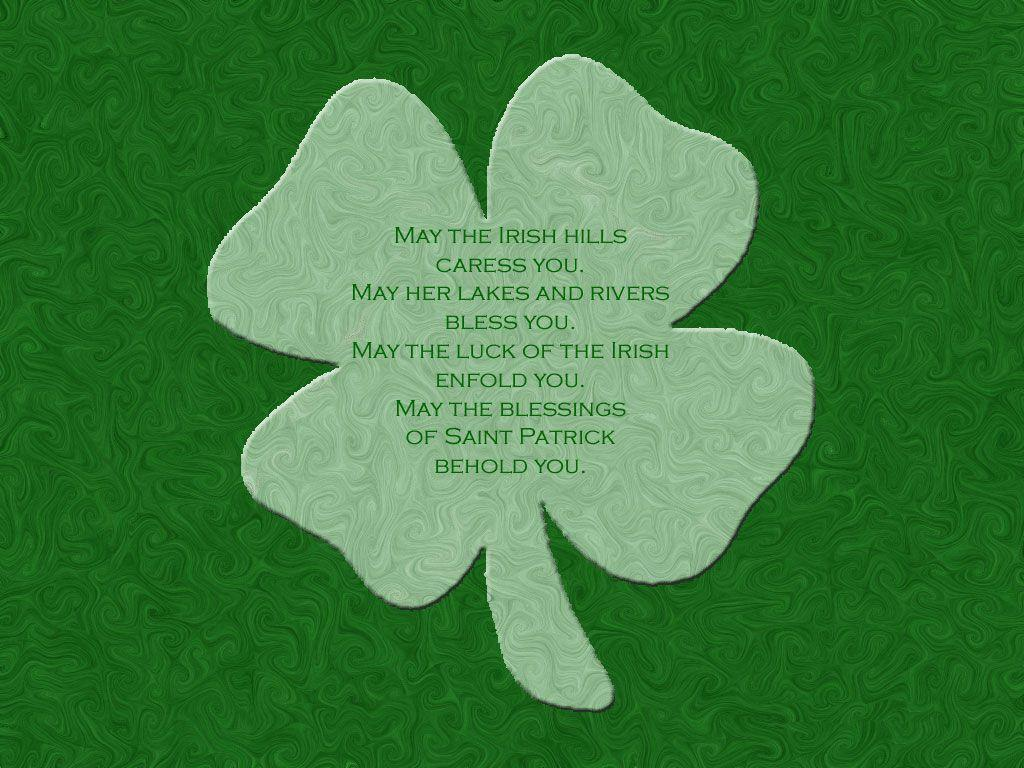download Four Leaf Clover Wallpapers [1024x768] for your 1024x768