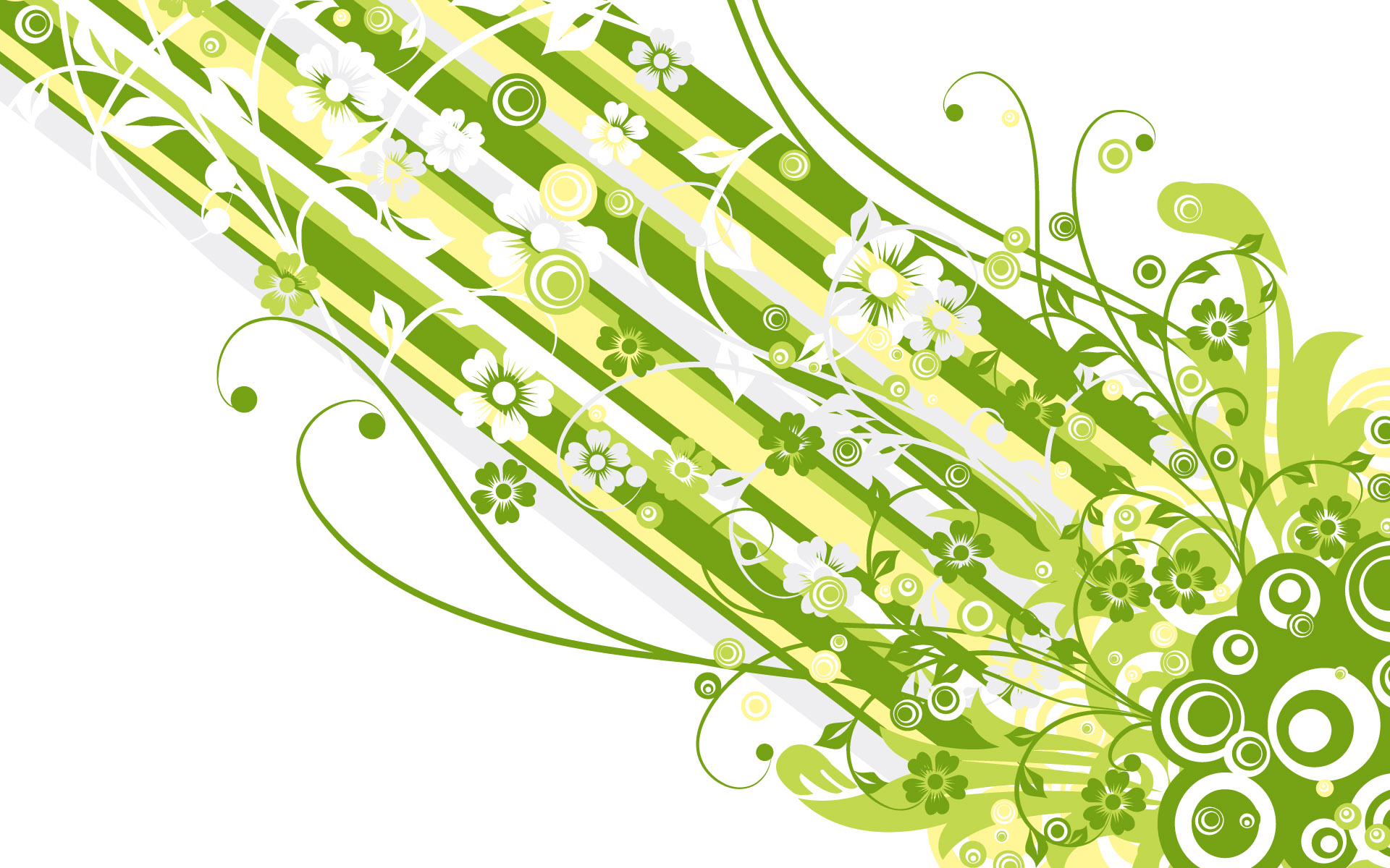 Green Vector Design Wallpapers HD Wallpapers 1920x1200