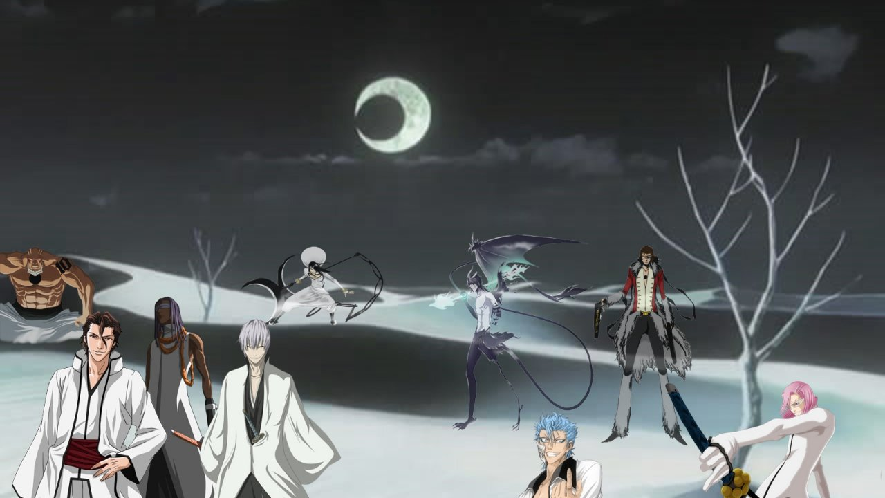 Anime Sosuke Aizen Background 1600x1200 Download Desktop 1280x720
