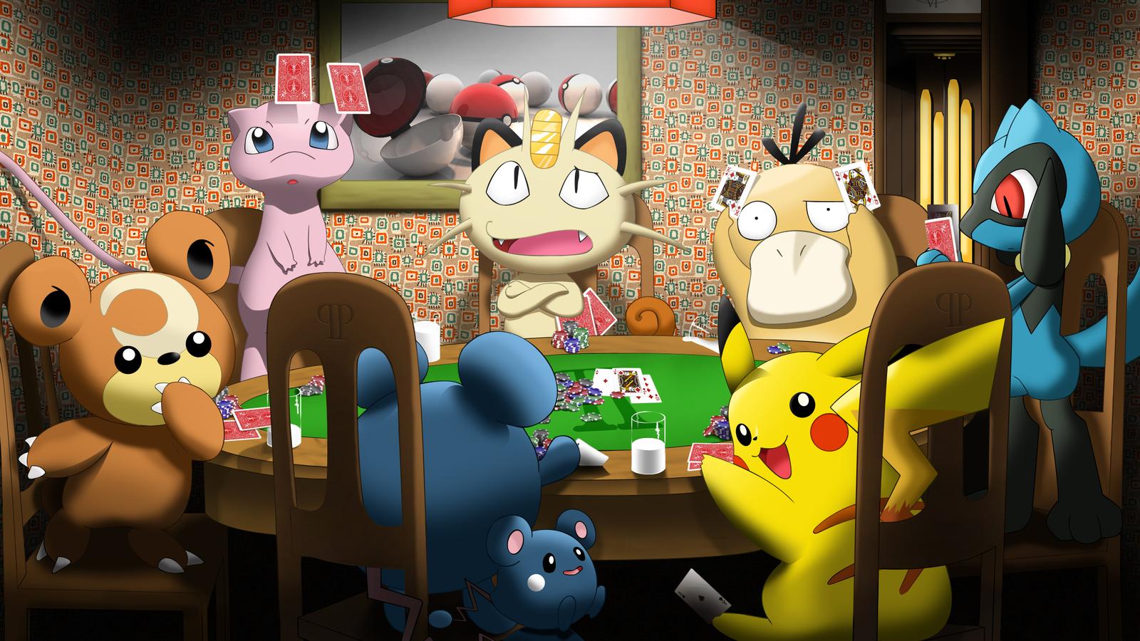 Pokemon HD Wallpaper 1600x900