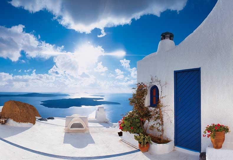 Santorini   Astra Suites   Greece at travelhotelvideocom 790x542