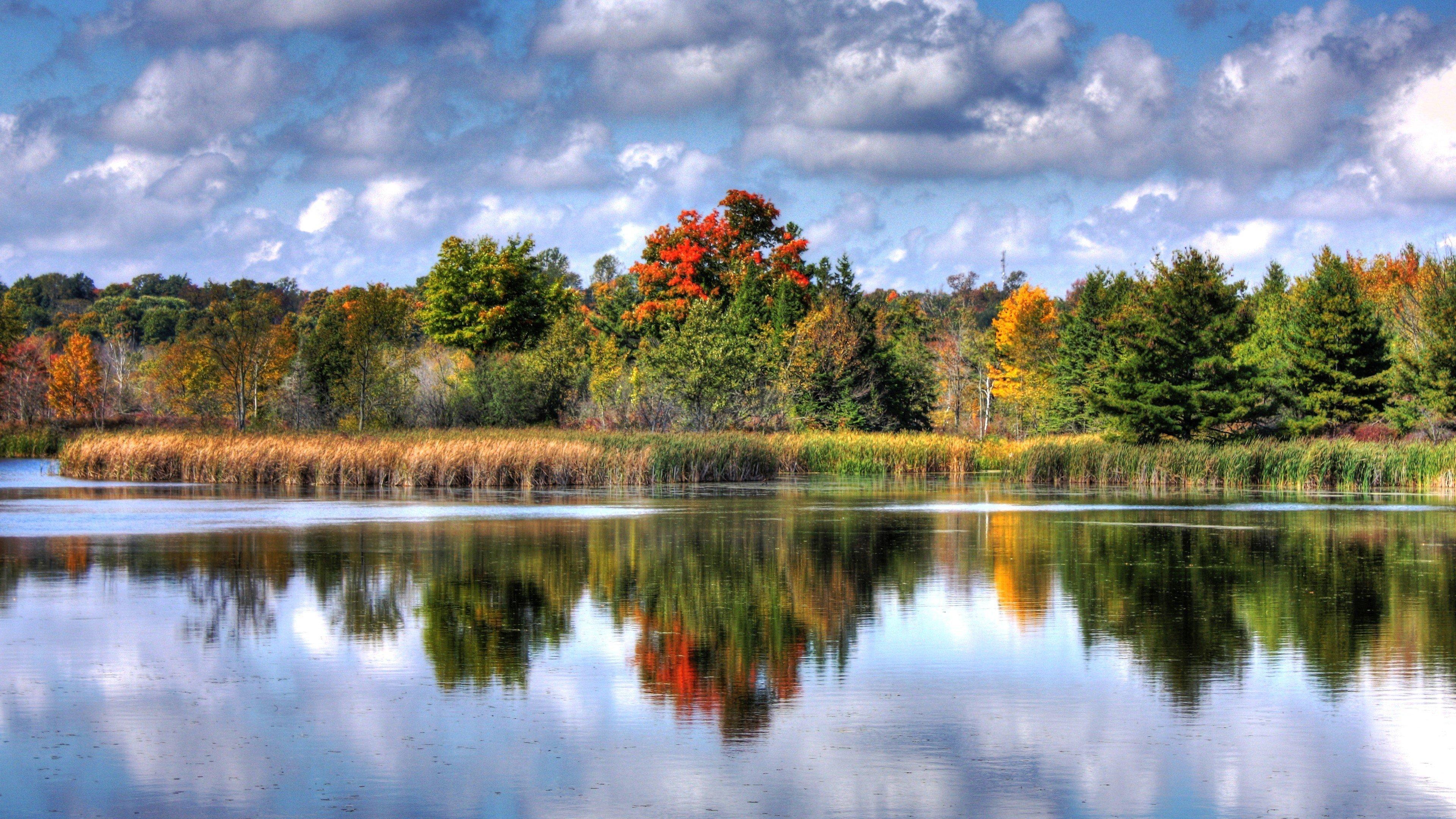 Landscape 4K Ultra HD Wallpaper Desktop Backgrounds 3840x2160
