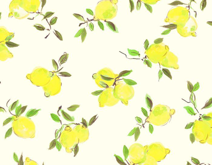 Free Download Wallpapers Kate Spade Spade Lemon Phones Wallpapers