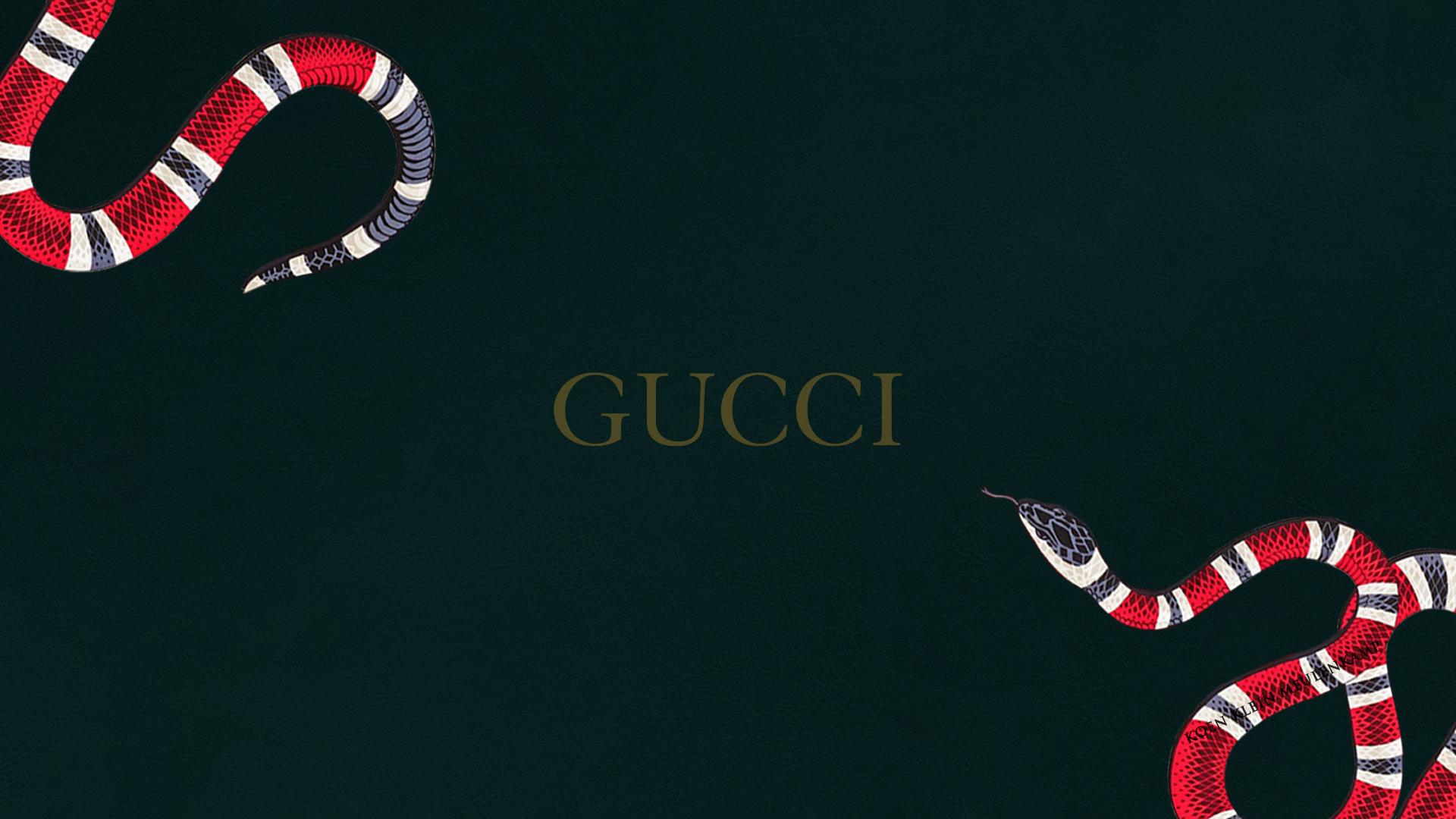 Gucci Snake Wallpaper 1920x1080