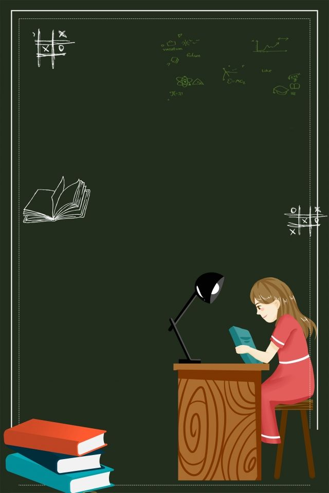Teachers Day Teacher Education Book Background design in 2019 640x960