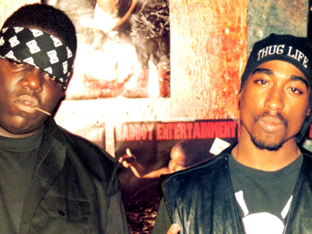 50 Tupac And Biggie Wallpaper On Wallpapersafari