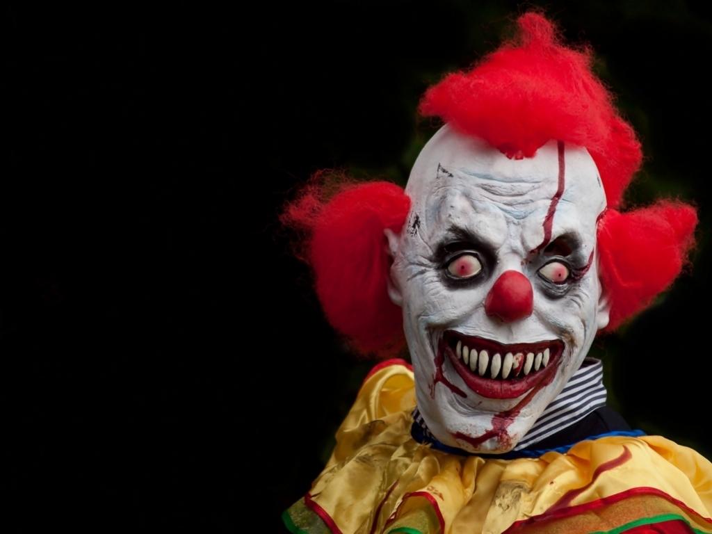 3d evil clown wallpaper wallpapersafari - Circus joker wallpaper ...