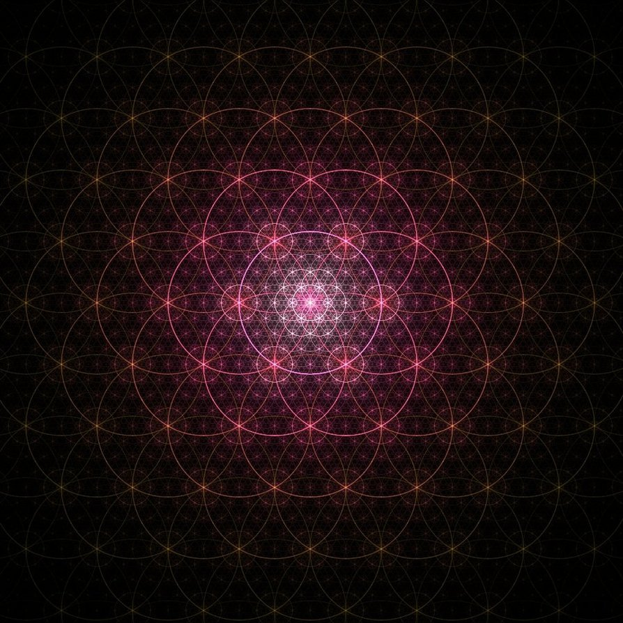 Free Download Flower Of Life Iphone Wallpaper Flower Of Life