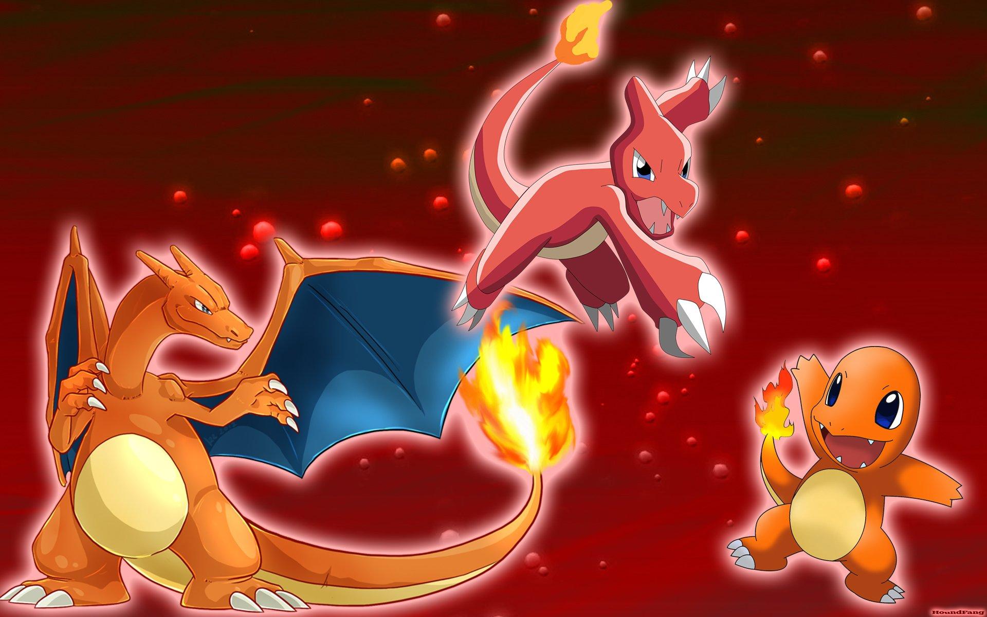 Pokemon Fire Red Wallpaper - WallpaperSafari